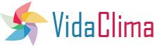 Logo Vidaclima, instalador de climatización autorizado