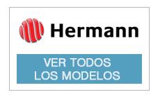 Hermann calderas de gas Vidaclima