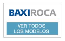 Baxi Roca calderas de gas Vidaclima