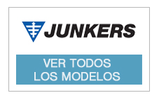 Junkers calderas de gas Vidaclima