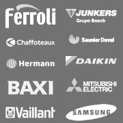 Marcas y modelos fabricantes Vidaclima